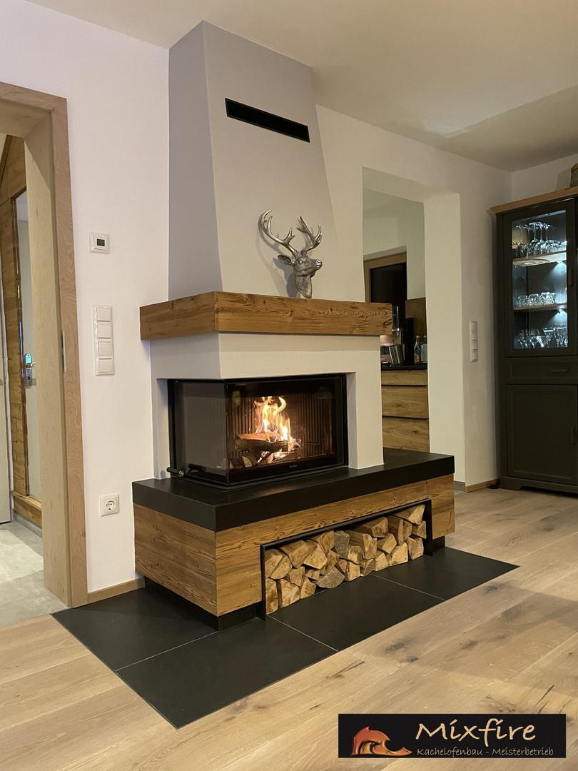 mixfire kachelofenbau meisterbetrieb offene kamine. Black Bedroom Furniture Sets. Home Design Ideas